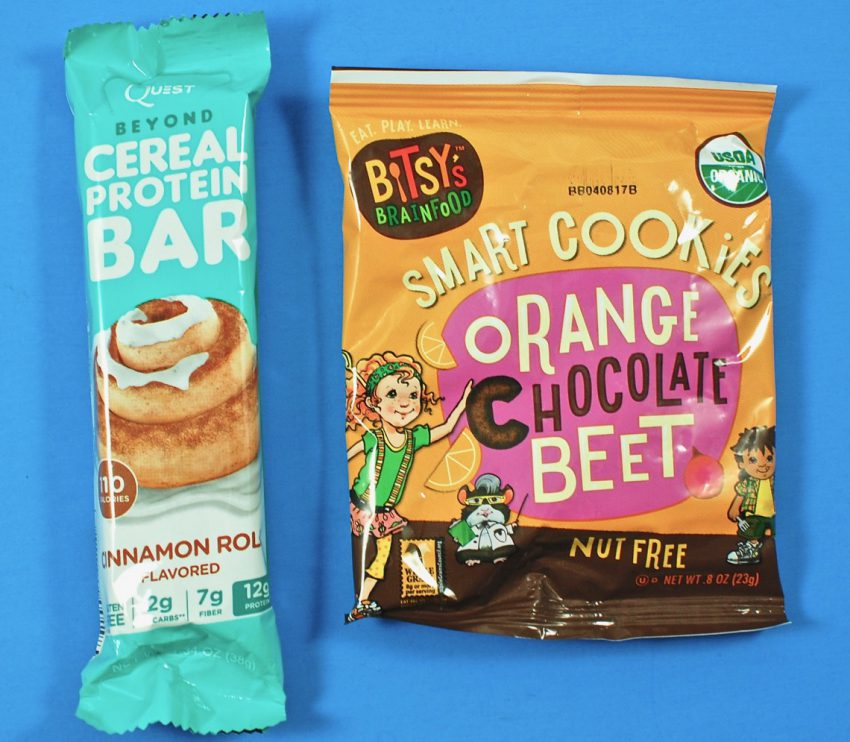 Quest Nutrition - Cinnamon Cereal Protein Bar