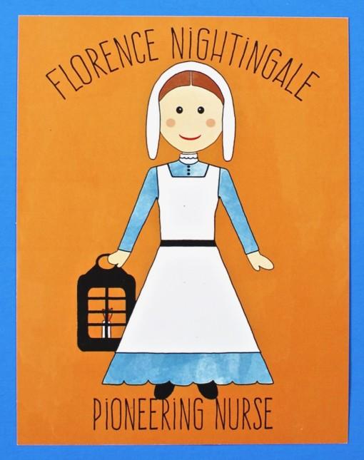 Florence Nightingale card