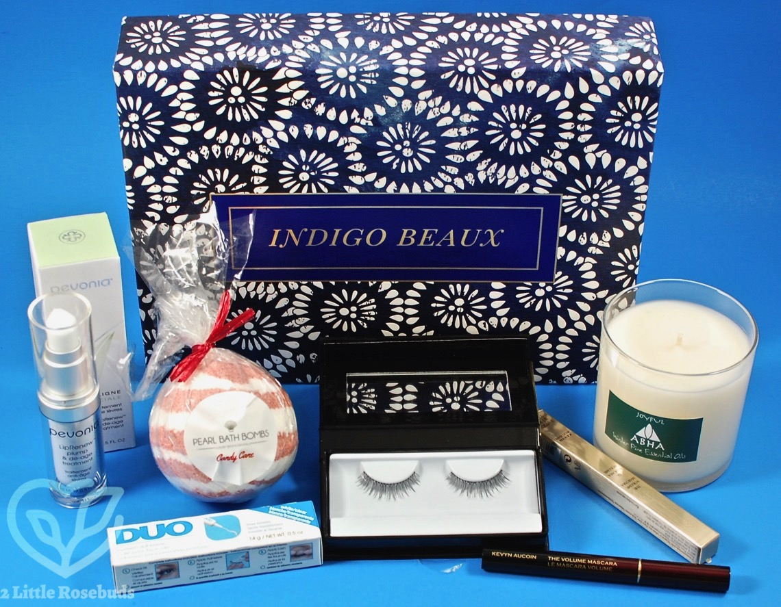 December 2016 Indigo Beaux review