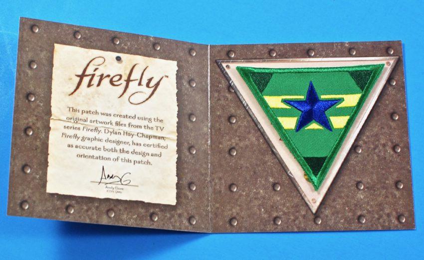 Firefly patch