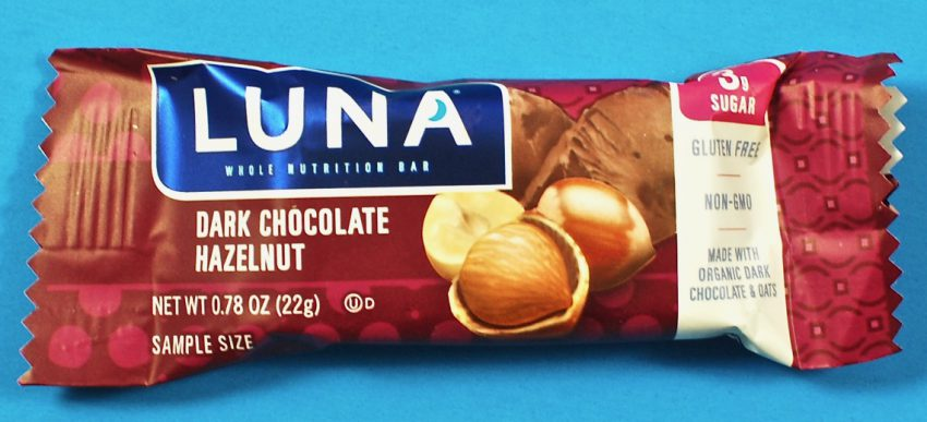 Luna chocolate hazelnut