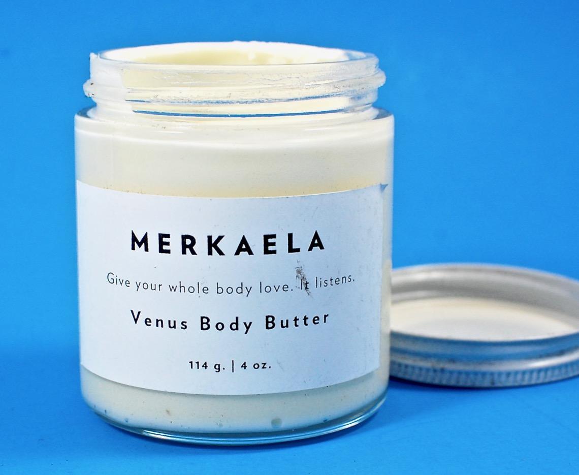 Merkaela body butter