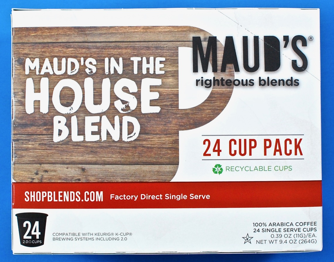 Maud's in the House Blend
