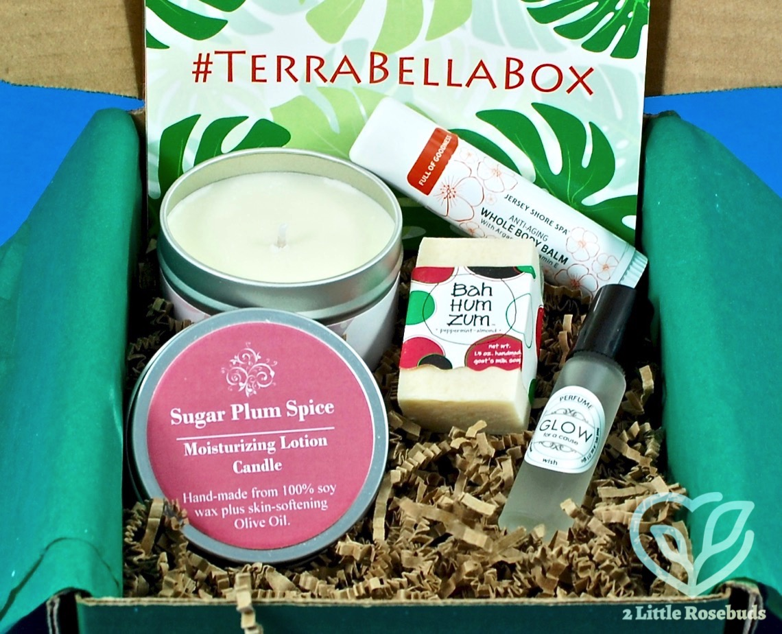 December 2016 Terra Bella Box review