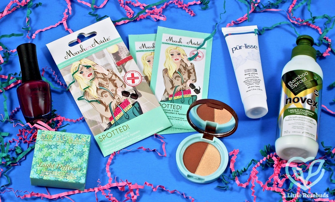 January 2017 Beauty Box 5 review