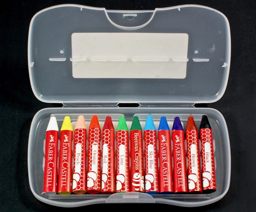 faber castell crayons