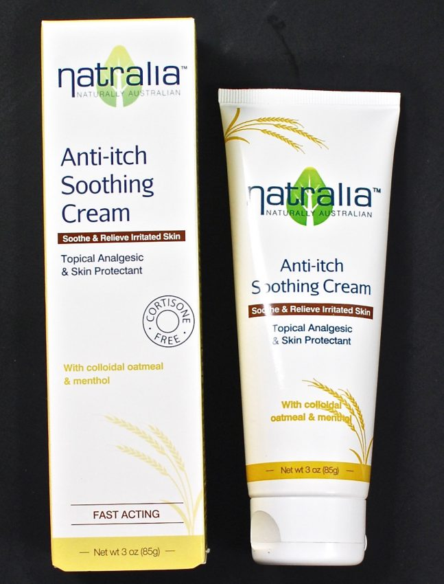 Natralia itch cream