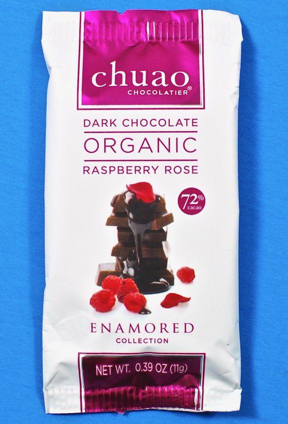 Chuao raspberry rose