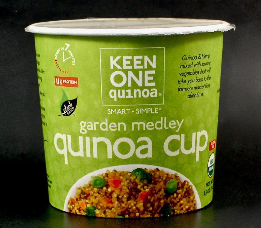 Keen One quinoa cup
