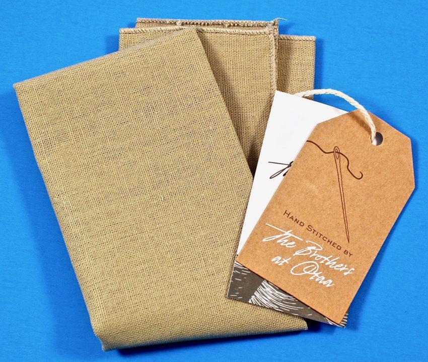 Gentleman's Box pocket square