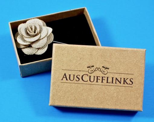 AusCufflinks lapel pin