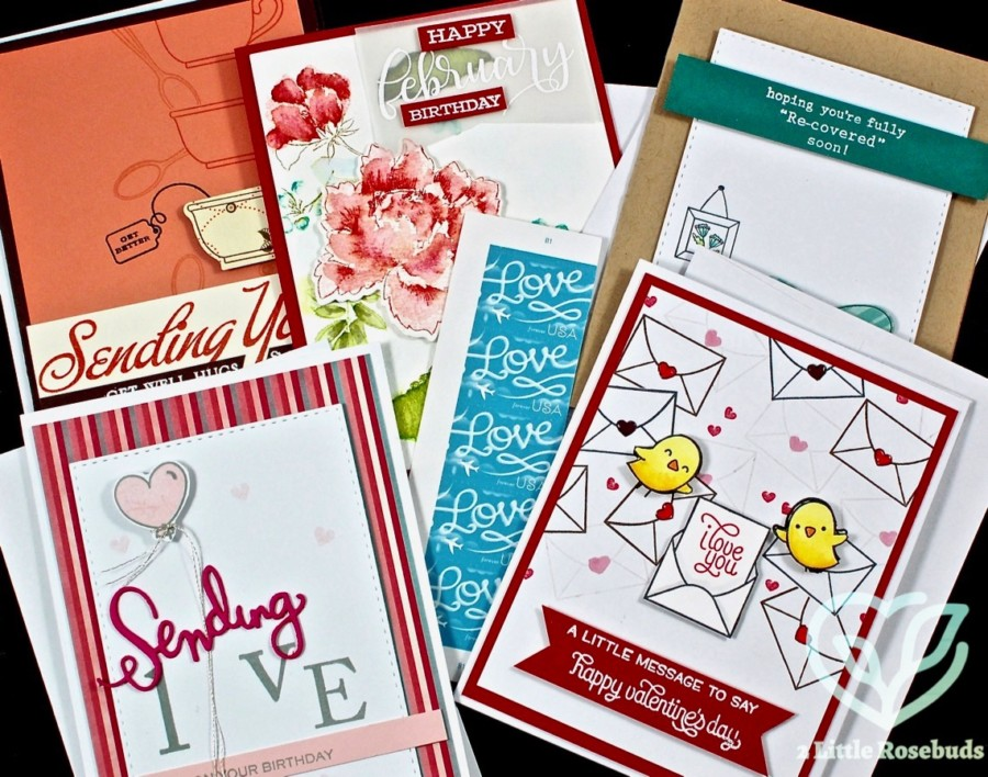 February 2017 Handmade Happy Mail review