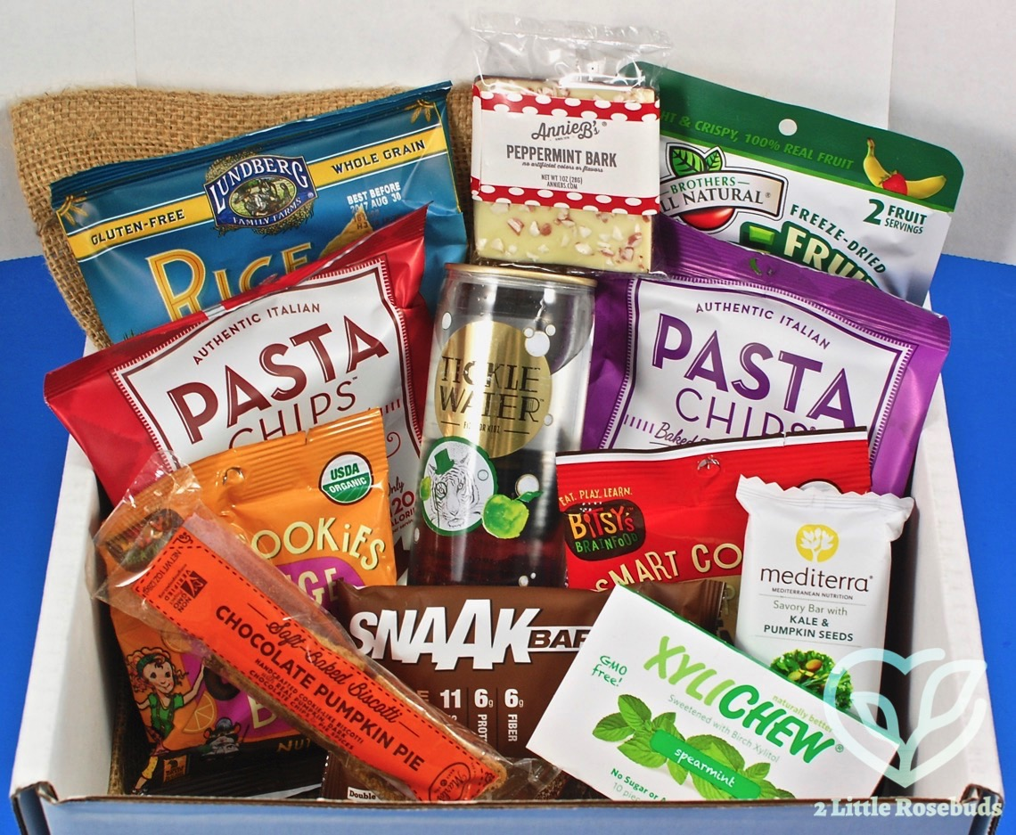 Snacksack december 2016 subscription box review coupon code 2 december 2016 snacksack review negle Image collections