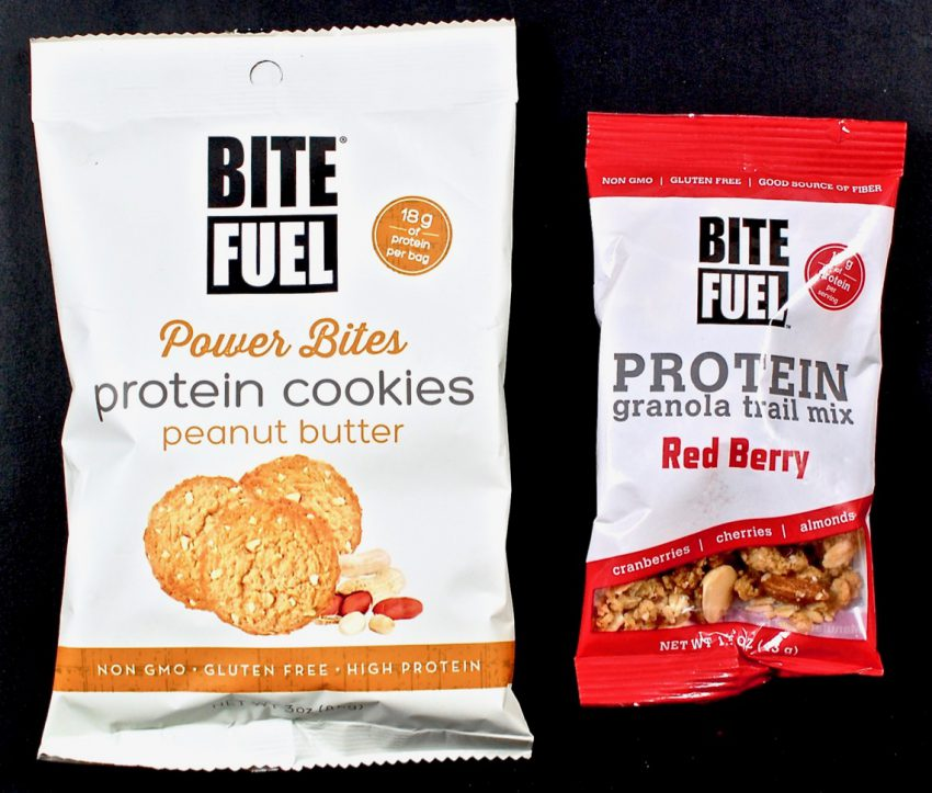 Bite Fuel granola