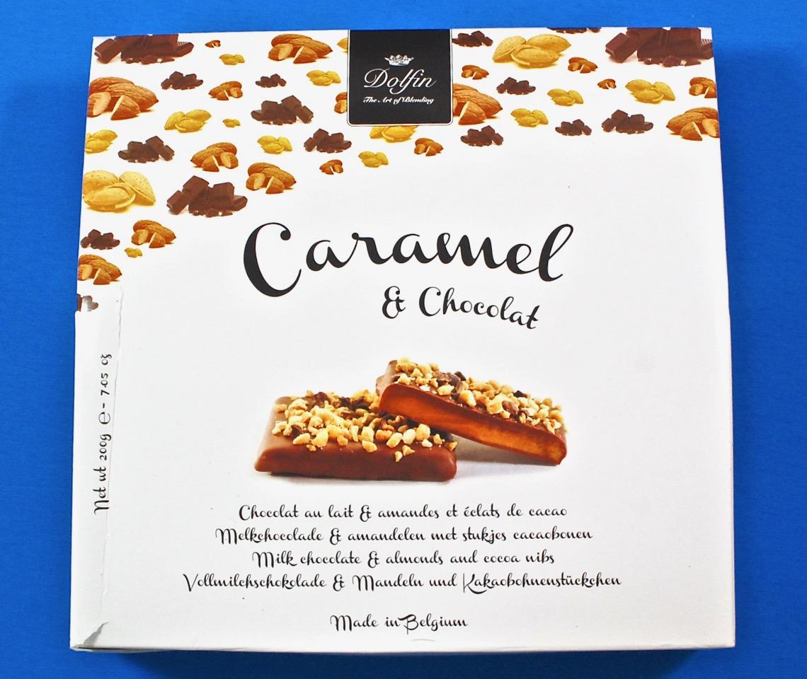 Dolfin chocolate caramels