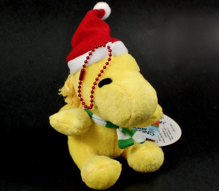 Christmas Peanuts plushie
