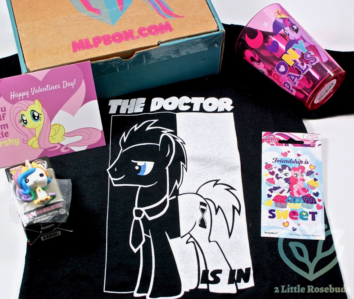 February 2017 MLP Box review