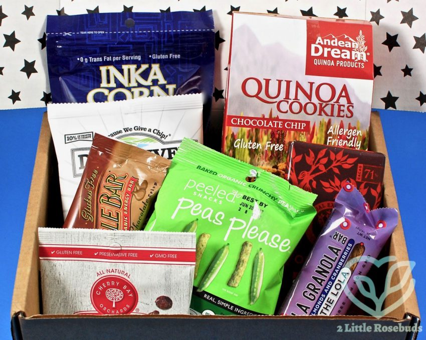 "American Gluten Free February 2017 ""Discovery"" Subscription Box Review"
