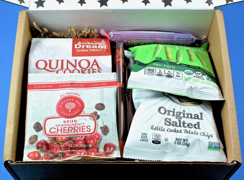 American Gluten Free box review