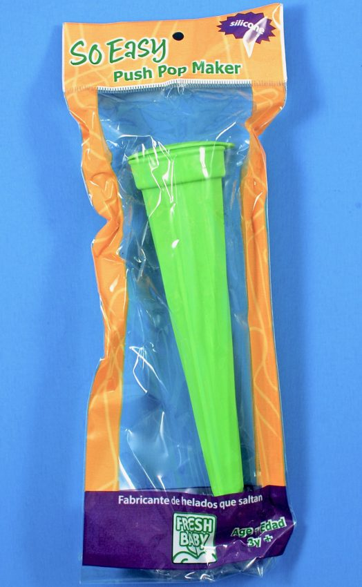silicone ice pop mold