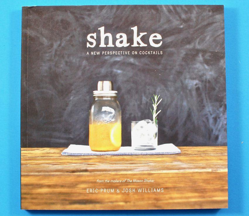Shake cocktail book