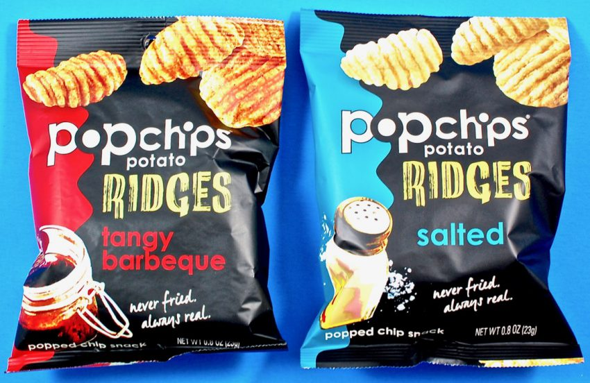 Popchips ridges