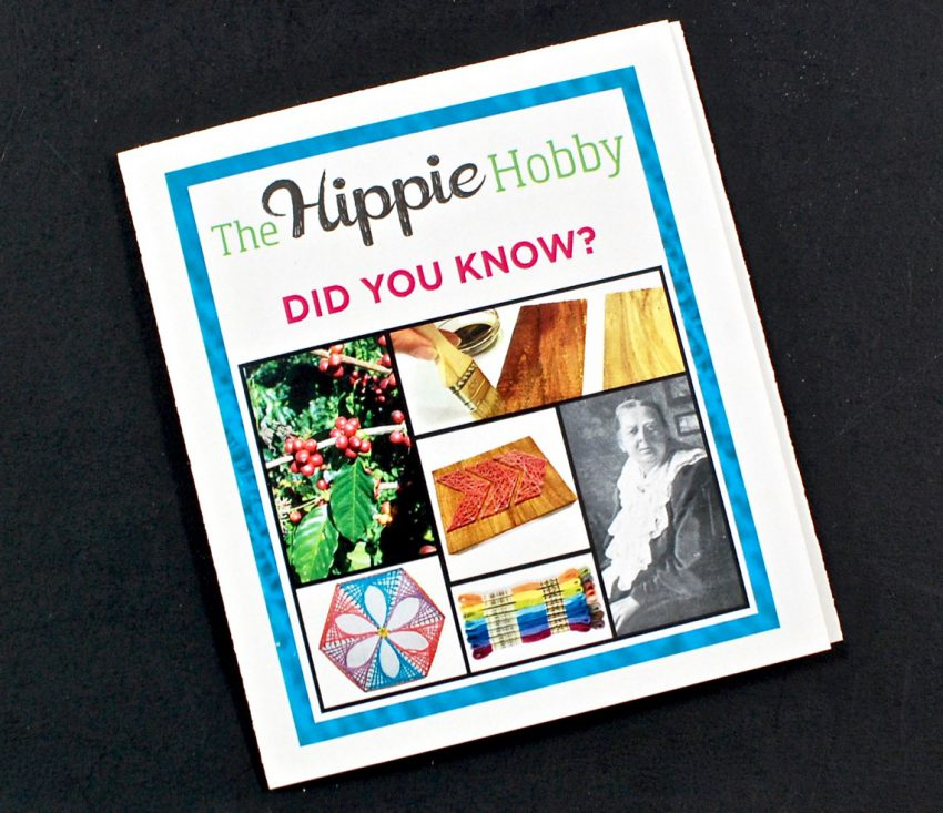 Hippie Hobby subscription