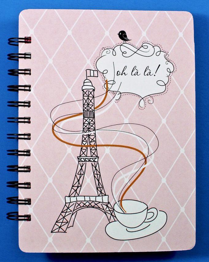 Holly Journals Paris