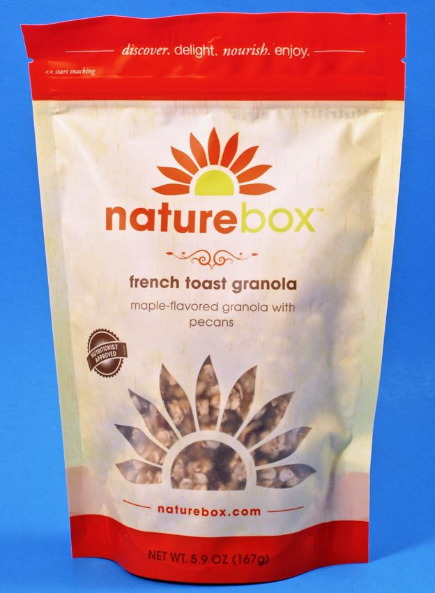 Naturebox granola