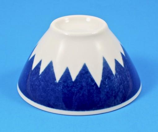 Minoyaki Mount Fuji bowl