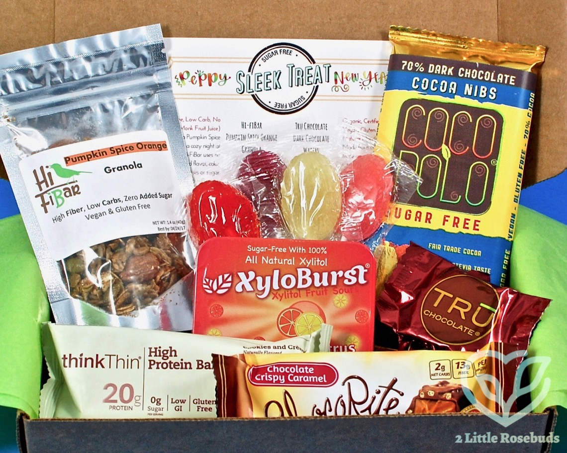 Sleek treat january 2017 subscription box review coupon code 2 january 2017 sleek treat review negle Choice Image