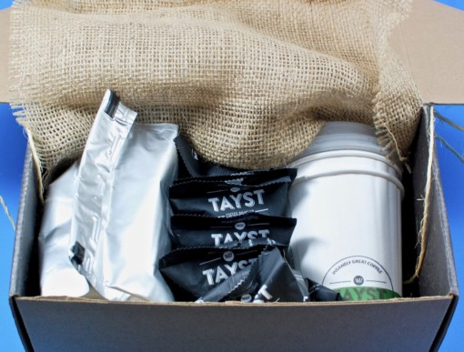 Tayst coffee review