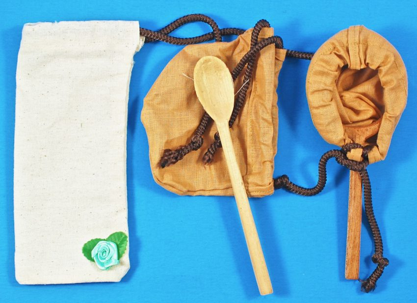 handmade tea strainer
