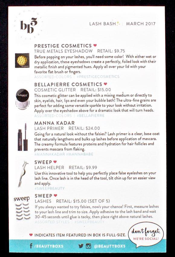 Beauty Box 5 coupon