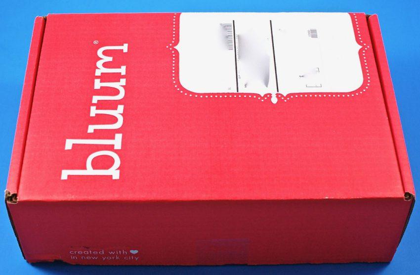 Bluum box review
