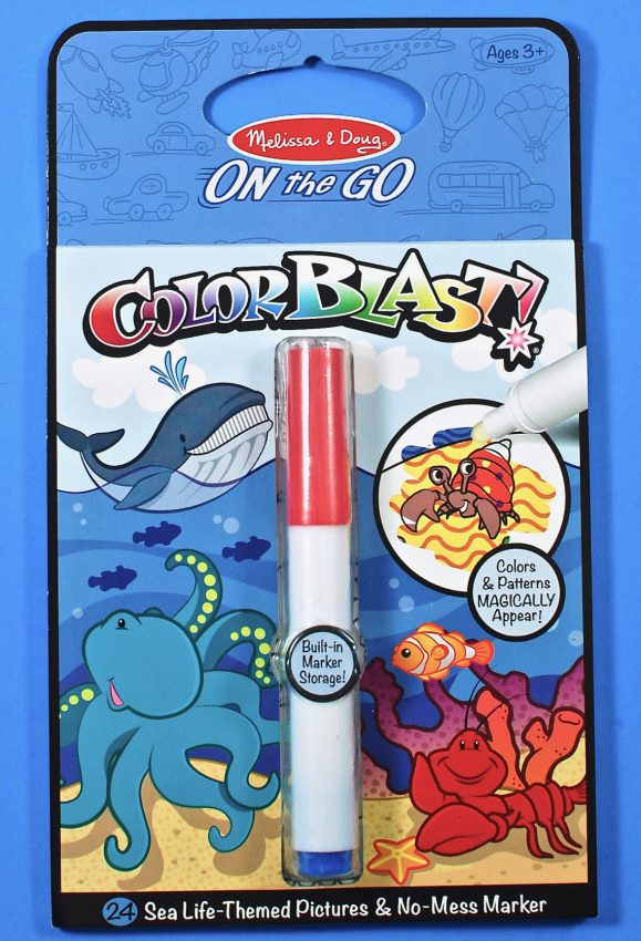 Melissa & Doug color blast