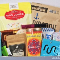 March 2017 Daily Goodie Box review