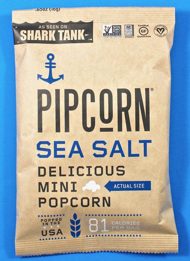 Pipcorn sea salt