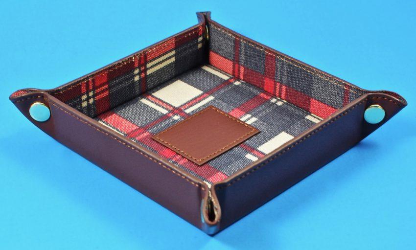 Gentleman's Box accessory tray