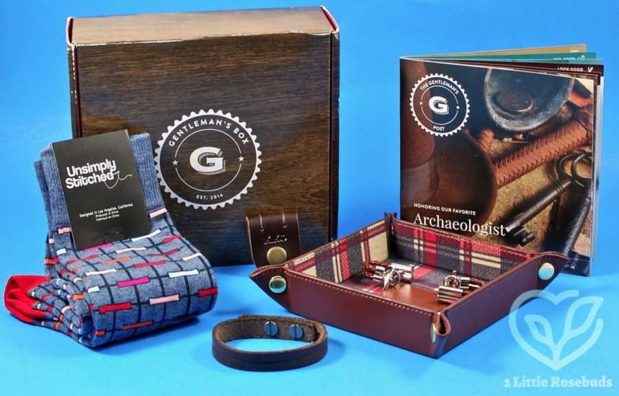 March 2017 Gentleman's Box review