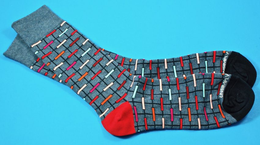 Simply Unstitched socks
