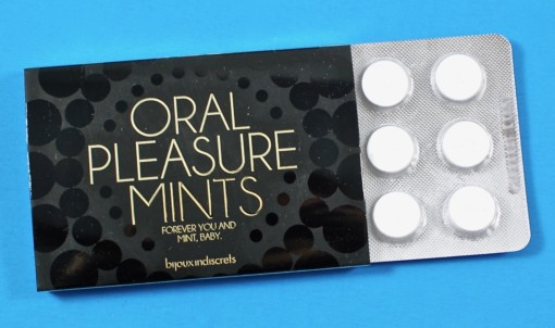 Oral Pleasure Mints