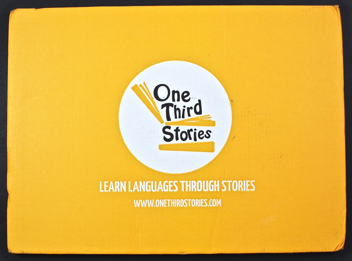 One Third Stories box