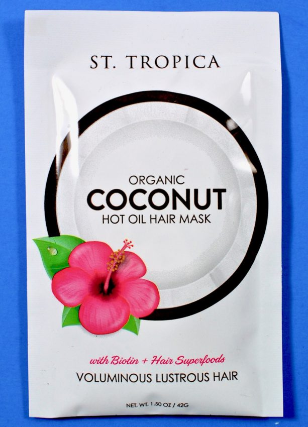 St. Tropica coconut mask