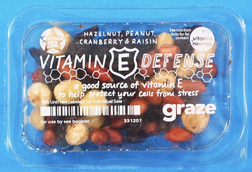 Vitamin E Defense graze