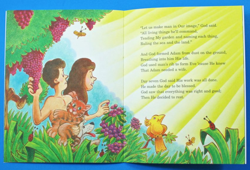 Story of Creation book
