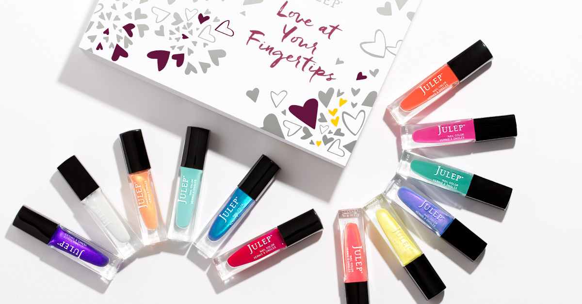 Julep FREE 12-Piece Polish Gift Set with Subscription - A $168 Value ...