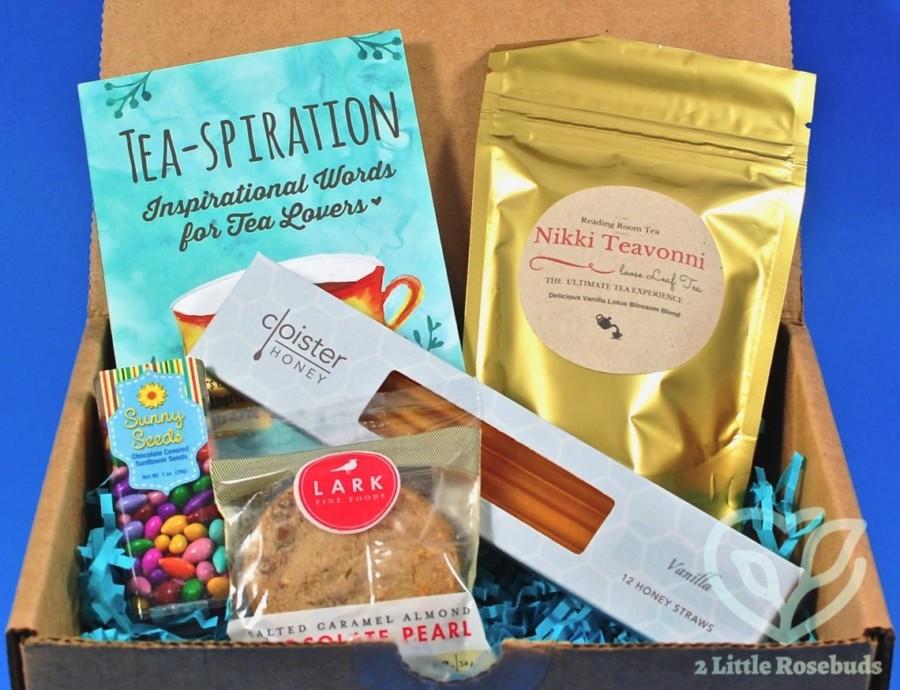April 2017 Tea Box Express review
