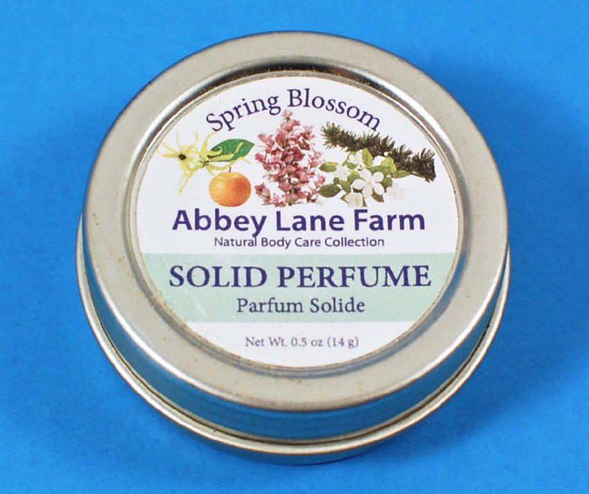 Abbey Lane Farm solid perfume