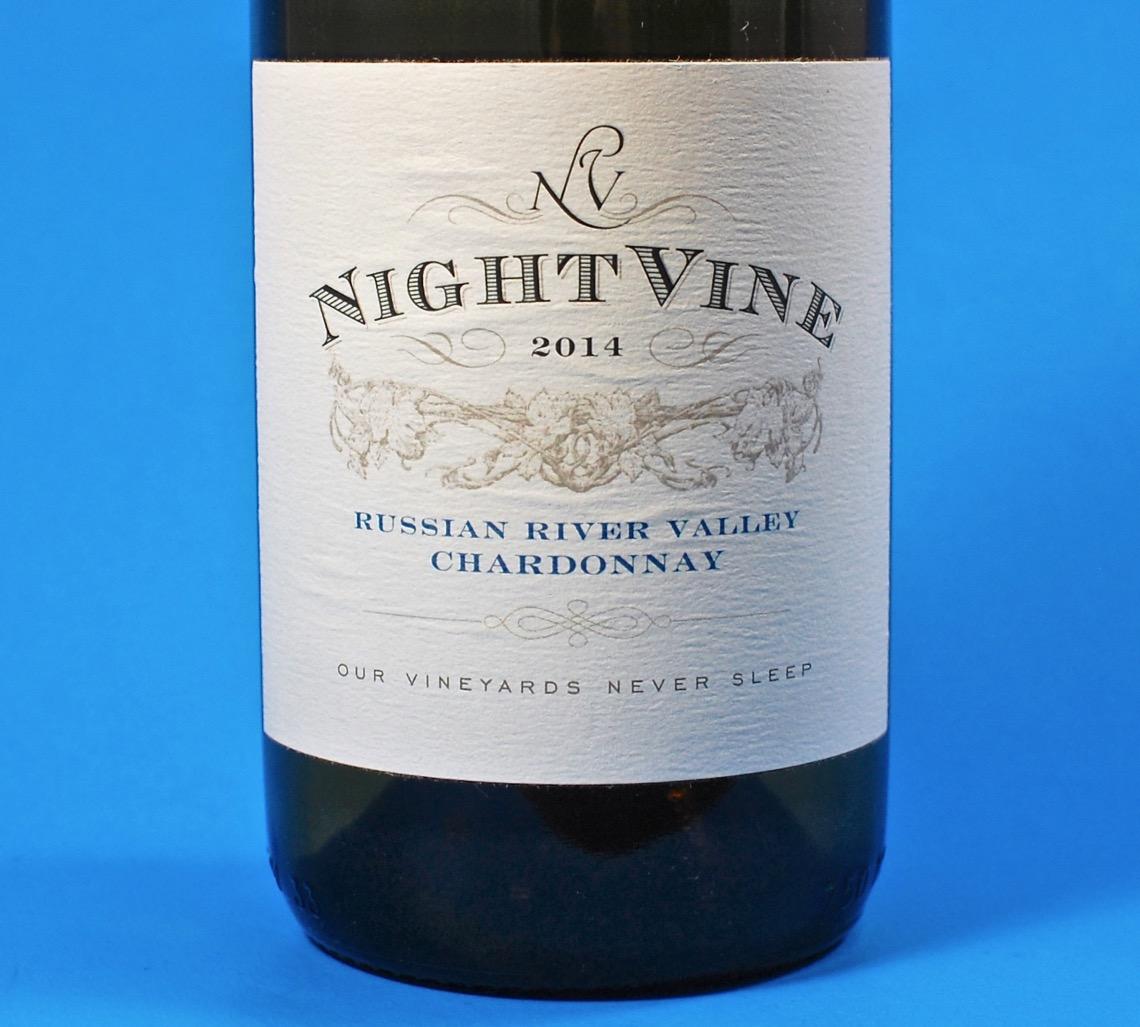 2014 NightVine Russian River Chardonnay